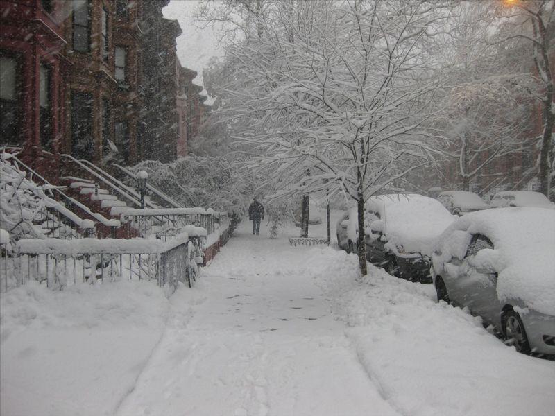 Ny-snow