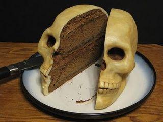 Skull_cake